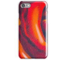 Graffiti Rose iPhone Case/Skin