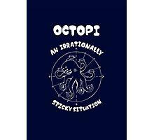 Octopi  Photographic Print
