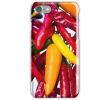 Peppers - Farmers Market - Madison - Wisconsin iPhone Case/Skin