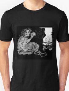 Backwoods Punk - NIGHT VERSION Unisex T-Shirt
