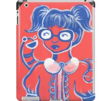 Bookworm and the Maiden  iPad Case/Skin