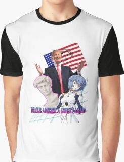 Make Anime Great Again Graphic T-Shirt