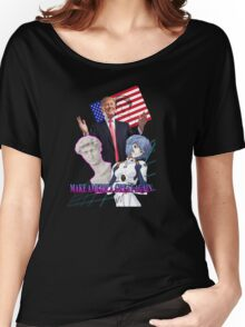 Make Anime Great Again Women's Relaxed Fit T-Shirt