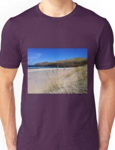 A Hebridean Beach In Early April Unisex T-Shirt