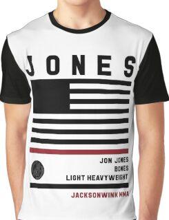 Jon Jones Fight Camp Graphic T-Shirt