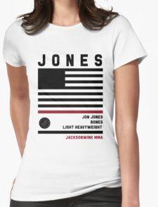 Jon Jones Fight Camp Womens Fitted T-Shirt
