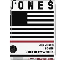 Jon Jones Fight Camp iPad Case/Skin