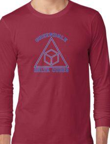 Greendale Delta Cubes Frat Long Sleeve T-Shirt