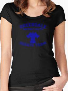 Greendale Debate Team Women's Fitted Scoop T-Shirt