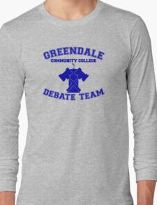 Greendale Debate Team Long Sleeve T-Shirt