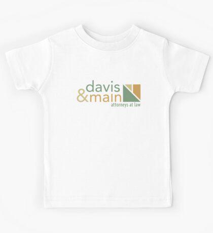 davis & main Kids Tee