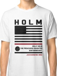 Holly Holm Fight Camp Classic T-Shirt