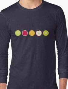 Cute Fruit Long Sleeve T-Shirt