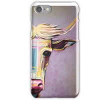More Cow Smell iPhone Case/Skin