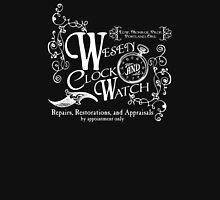 Wesen Clock and Watch Repair Unisex T-Shirt