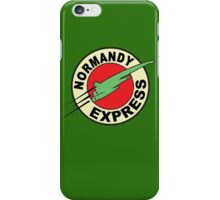The Planet Express Parody: Mass Effect iPhone Case/Skin