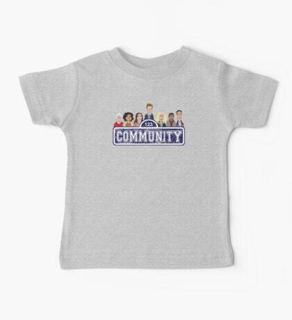 Community Street Baby Tee