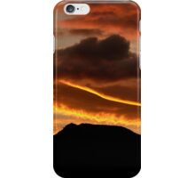 Ribbon cloud iPhone Case/Skin