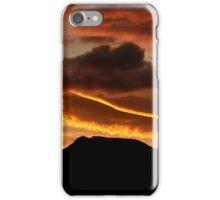 Ribbon cloud iPhone Case/Skin