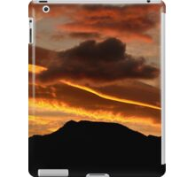Ribbon cloud iPad Case/Skin
