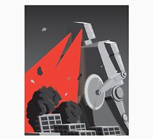 City destruction by massive robot (colour) Classic T-Shirt