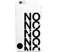 NO1 iPhone Case/Skin