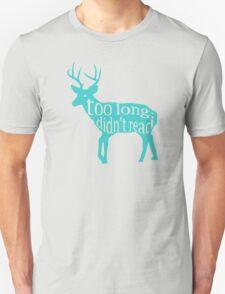 The Teal Deer T-Shirt