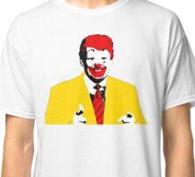 Ronald McDonald Trump Classic T-Shirt