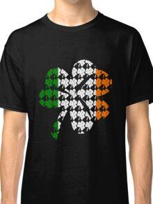 Shamrock Irish Flag Classic T-Shirt
