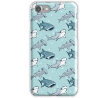 Shark Pattern iPhone Case/Skin