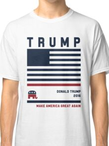Donald Trump 2016 Classic T-Shirt
