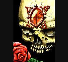 Skull and Rose Unisex T-Shirt