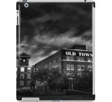 Old Town in Wichita, KS iPad Case/Skin