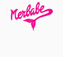 Merbabe Women's Fitted Scoop T-Shirt