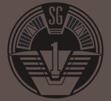 Stargate SG-1 One Piece - Short Sleeve