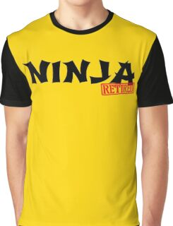 Retired Ninja Graphic T-Shirt