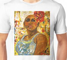 The Lady from Old Havana 2 Unisex T-Shirt
