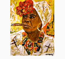 The Lady from Old Havana Unisex T-Shirt