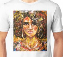 Faces 4 Unisex T-Shirt