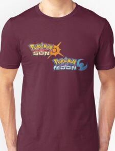 New sun, new moon. Pokemon! T-Shirt