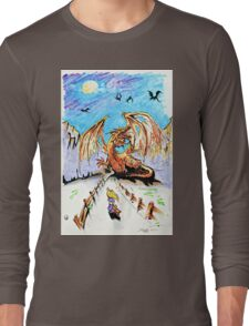 The Young Survivor Long Sleeve T-Shirt