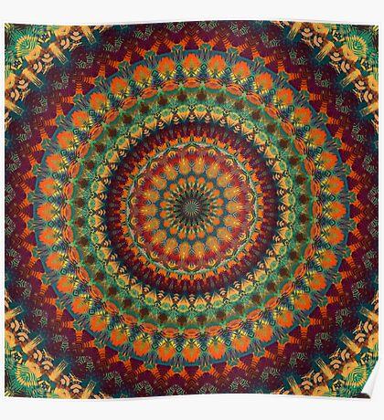 Mandala 14 Poster