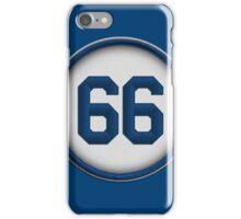 66 - Wild Horse (alt version) iPhone Case/Skin
