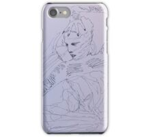 #Veiled iPhone Case/Skin