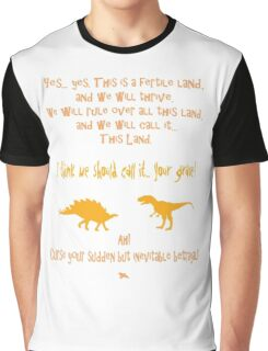 curse your sudden but inevitable betrayal, firefly, orange Graphic T-Shirt