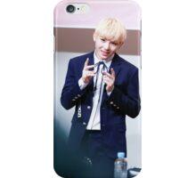 Woozi iPhone Case/Skin
