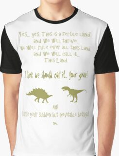sudden but inevitable betrayal, firefly, olive green Graphic T-Shirt