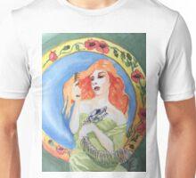snake woman Unisex T-Shirt