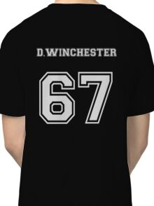 D.Winchester sports jersey  Classic T-Shirt