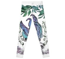Wind for Protect Natura Campaign Leggings